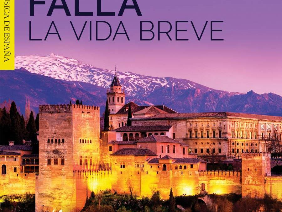 Album release: La vida breve. Falla